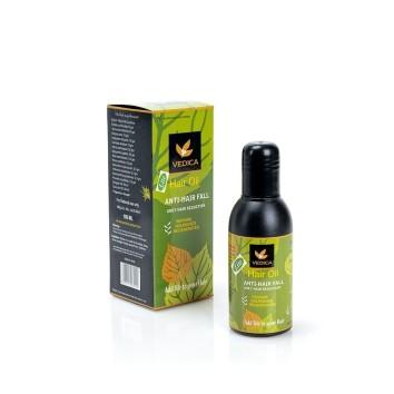 Масло для волос легкое Veda Vedica