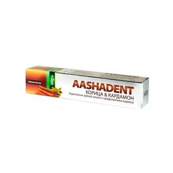 Зубная паста Корица & Кардамон Aasha Herbals