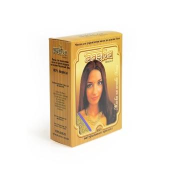 Маска для укрепления волос на основе хны Aasha Herbals