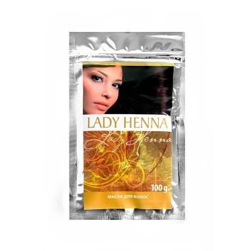 Маска для волос укрепляющая Lady Henna