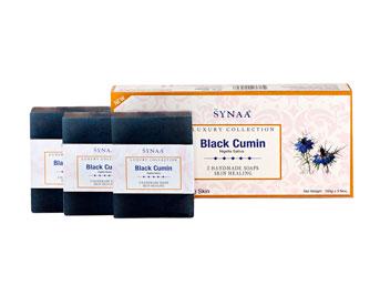 Мыло Черный Тмин Synaa