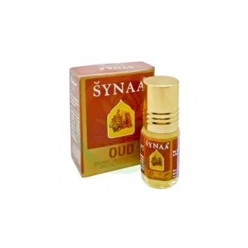 Парфюмерное масло Агаровое дерево Synaa