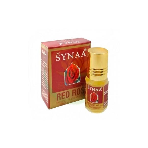 Парфюмерное масло Красная роза Synaa