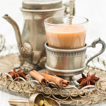 Кофе, чай, кэроб, какао