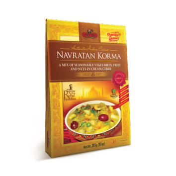 Готовое блюдо Navratan Korma Good Sign Company
