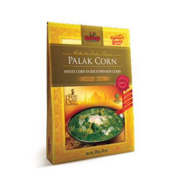 Готовое блюдо Palak Corn Good Sign Company