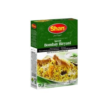 Смесь специй для куриного плова Special Bombay Biryani Shan