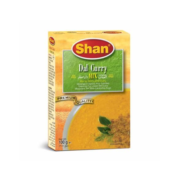 Смесь специй для чечевицы Dal Curry Shan