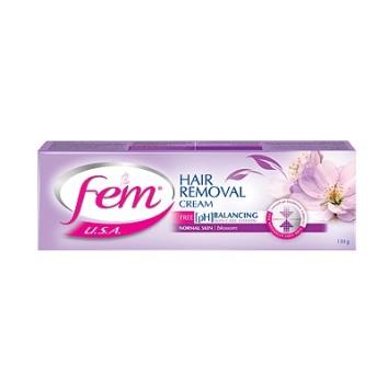 Крем для депиляции с цветочным экстрактом Fem Dabur