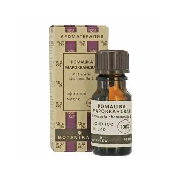 Эфирное масло Ромашка марокканская Botanika