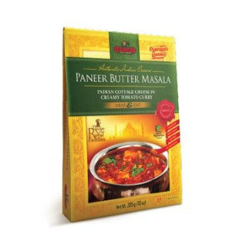 Готовое блюдо Paneer Butter Masala Good Sign Company