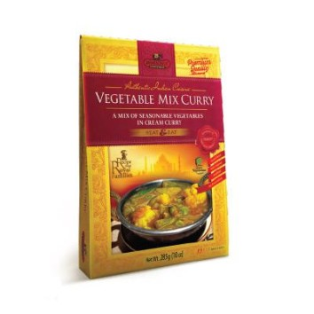 Готовое блюдо Vegetable Mix Curry Good Sign Company