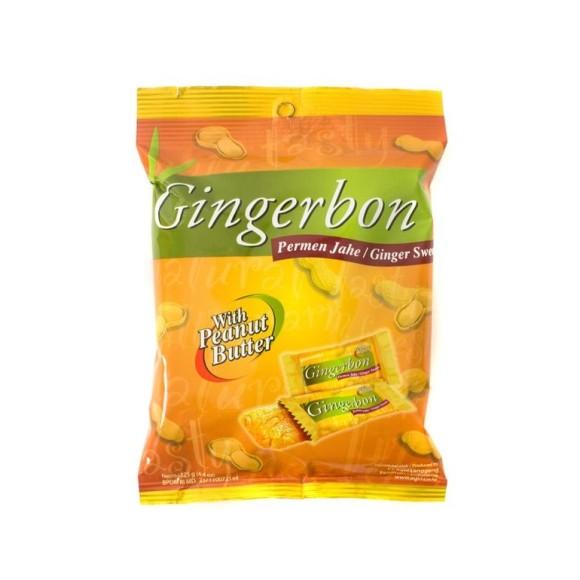 Имбирные конфеты с арахисом Gingerbon