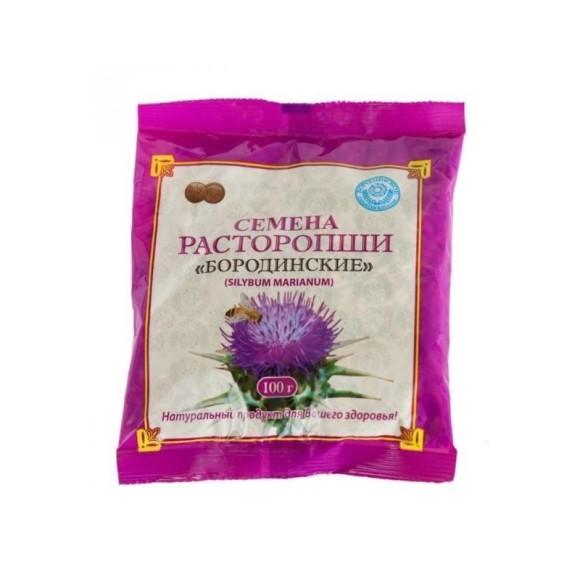 Семена расторопши Бородинские
