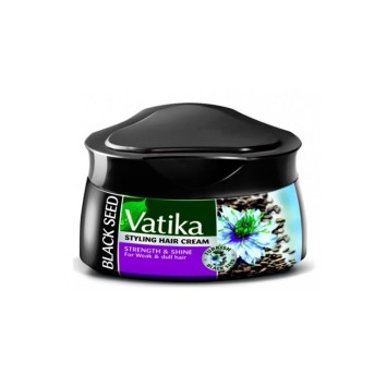 Крем для укладки Сила и блеск Strenght & Shine Dabur Vatika
