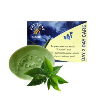 Мыло Зеленый чай Day 2 Day Care