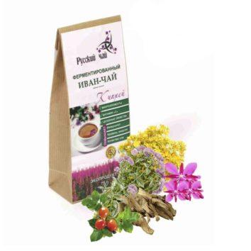 Иван-чай монастырский ферментированный Русский чай