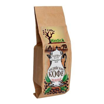 Индийский кофе молотый Italian Roast Blend Hindica