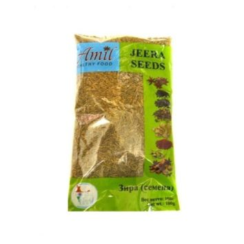 Кумин (зира, семена) Amil