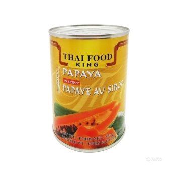 Папайя в сиропе Thai Food King