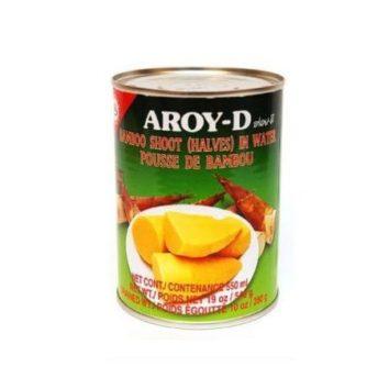 Ростки бамбука (половинки) Aroy-D