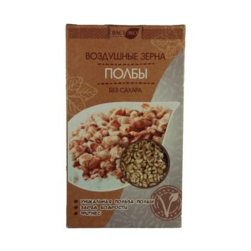 Воздушные зерна полбы без сахара ВастЭко