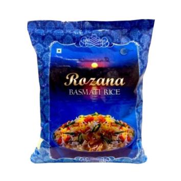 Рис басмати розана 5 кг. Kohinoor