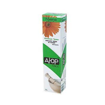 Травяной крем с календулой Ayur Plus