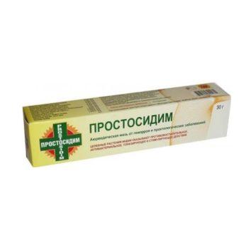 """Мазь """"Простосидим"""" от геморроя и проктологических заболеваний"""